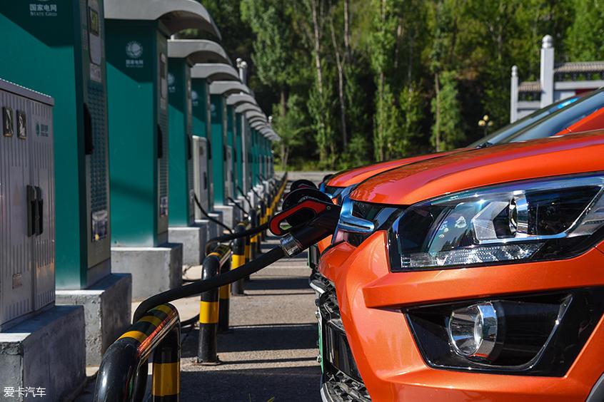 体验北汽新能源EX360