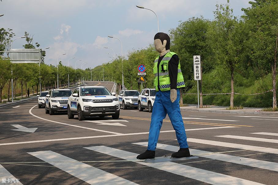 从i-VISTA看中国自动驾驶技术