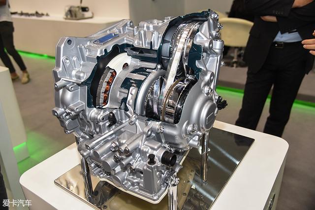 加特可48V混动技术