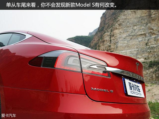 试驾Model S;90D;