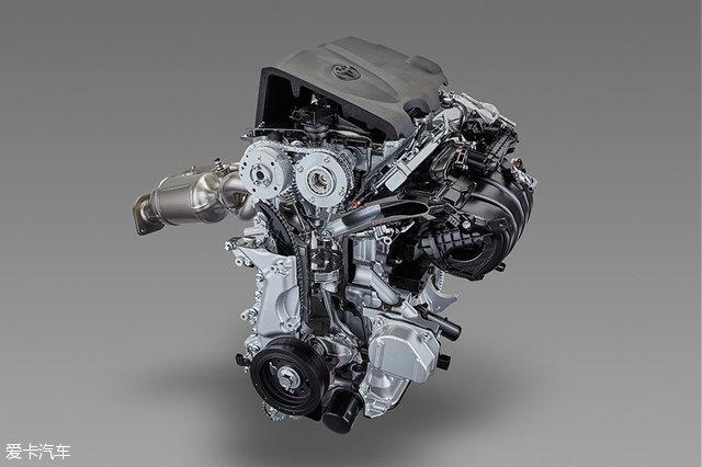 UX200发动机