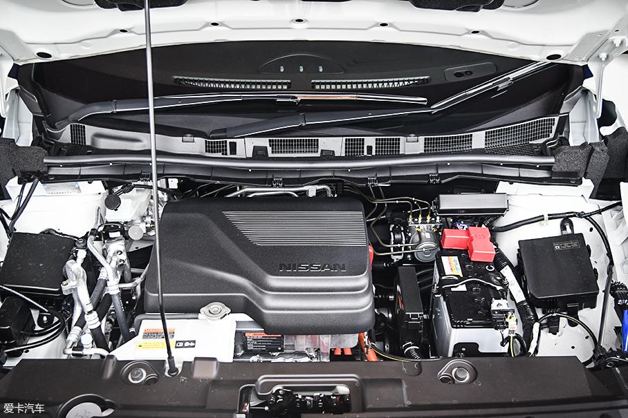 燃油汽车结构