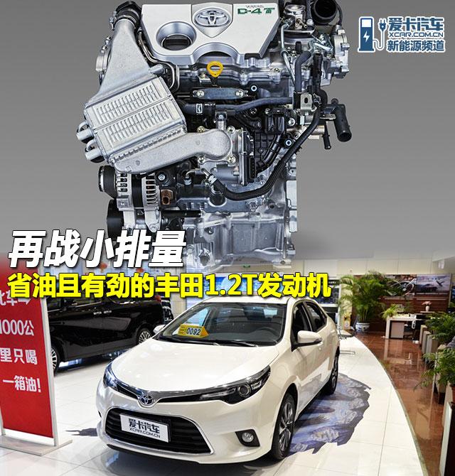 丰田发动机