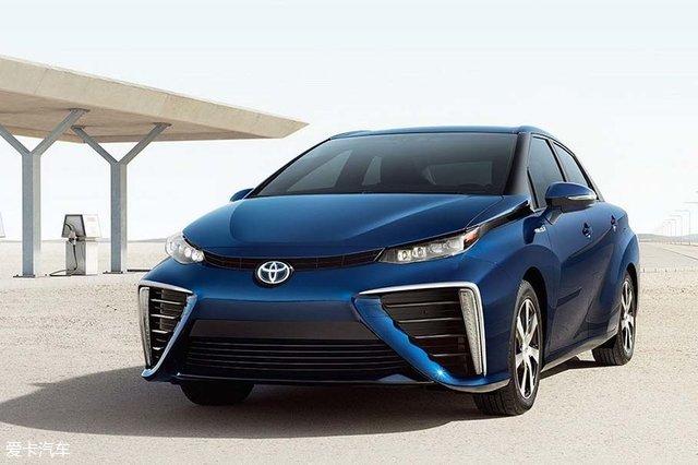 氢燃料电池车;本田Clarity;丰田Mirai