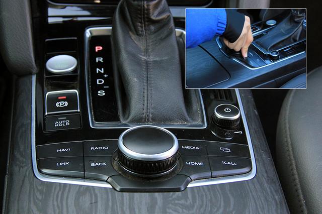 宝沃汽车;宝沃BX7;宝沃B-Link车载智能系统