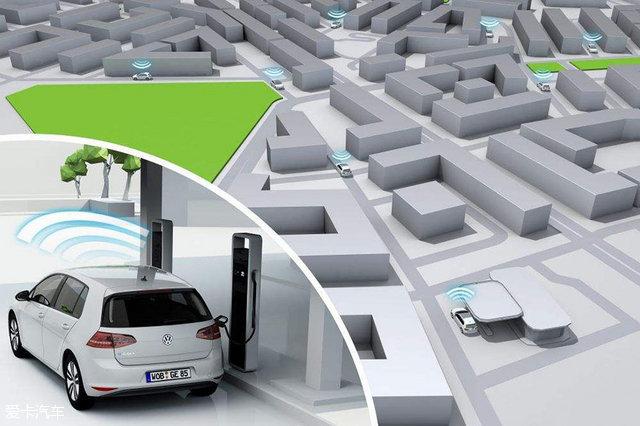 无人驾驶;自动驾驶;大众Sedric概念车;日内瓦概念车
