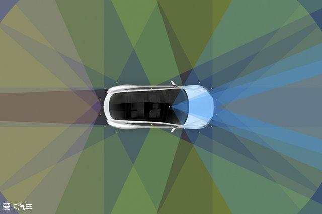 特斯拉autopilot 2.0
