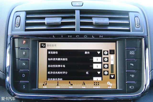 林肯大陆SYNC 3评测