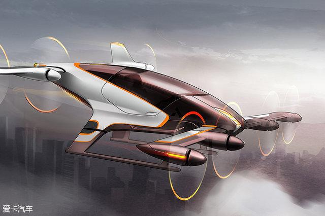 一辆空气小车的设计图