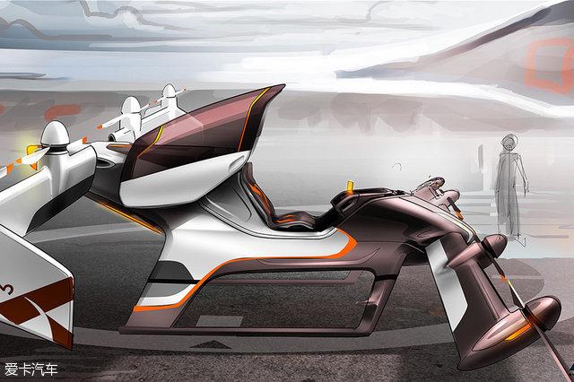 看airbus未来汽车计划