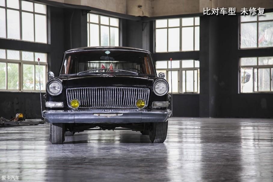 老百姓对红旗品牌的大部分记忆,还是停留在早期汽车未普及的阶段。虽然CA773在体积上没有CA770那么庞大,但依旧不怒自威。如果说什么车能代表中国,红旗一定是首选。