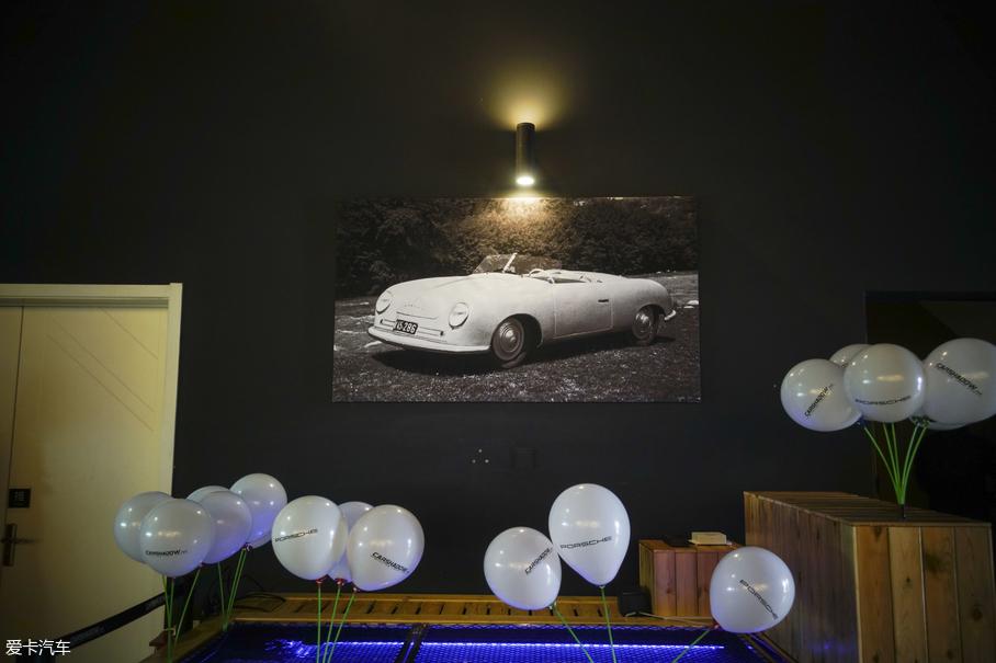 """保时捷 356 """"No.1"""" Roadster"""
