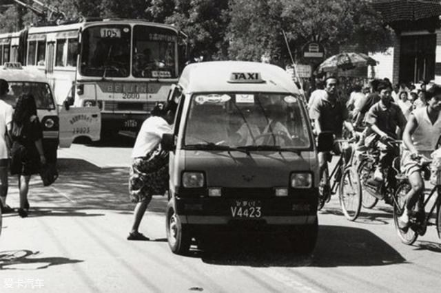改革开放40周年 云雀汽车