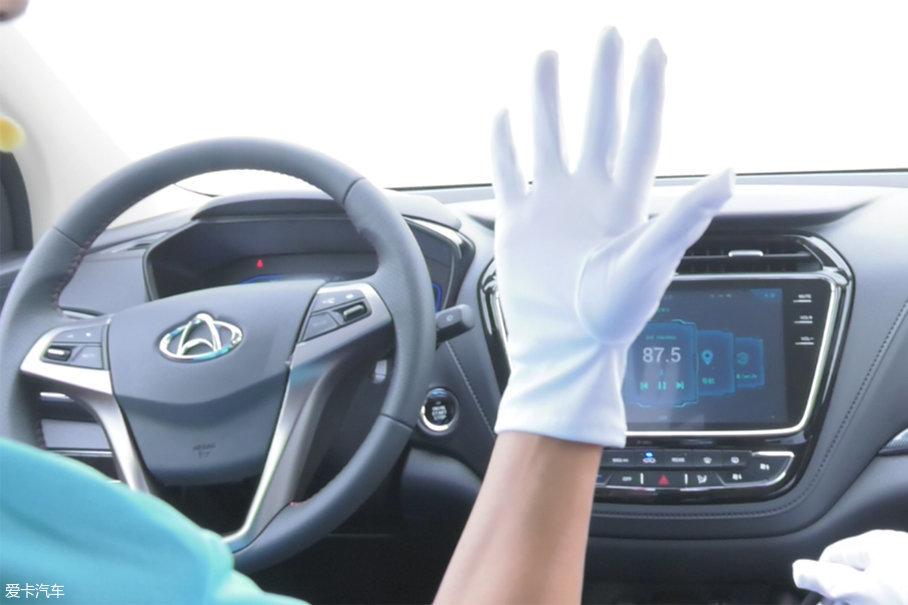 与健康对话 长安欧尚A800空气净化系统