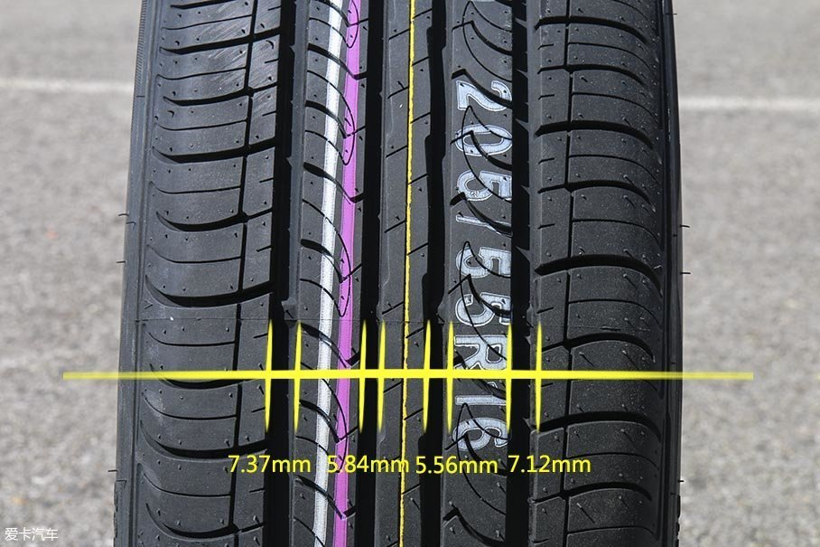广州本田商务车报价_【图】测试耐克森CP672轮胎-爱卡汽车图片