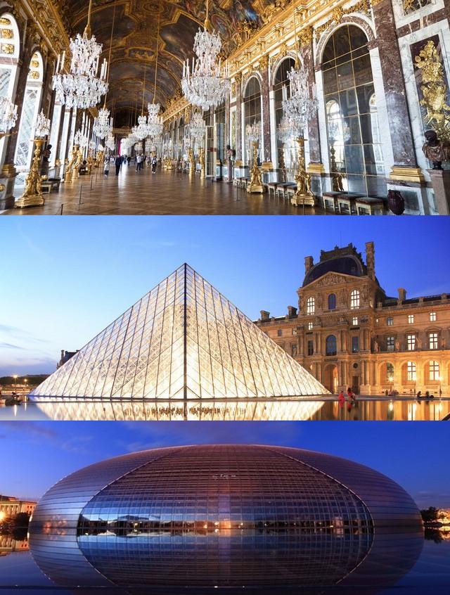 为卢浮宫前的金字塔提供玻璃,为国家大剧院外立面提供超白玻璃,可以说