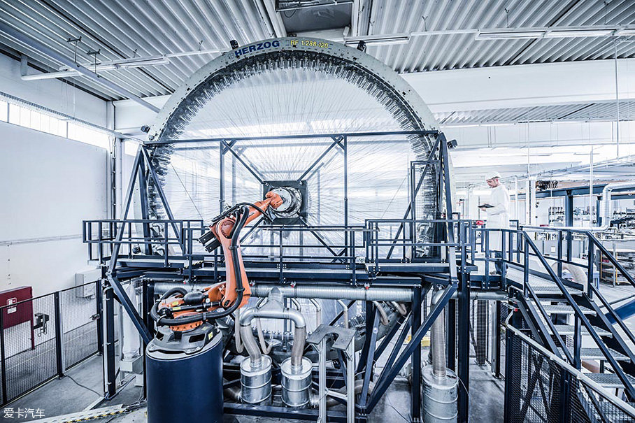 保时捷;碳纤维轮圈