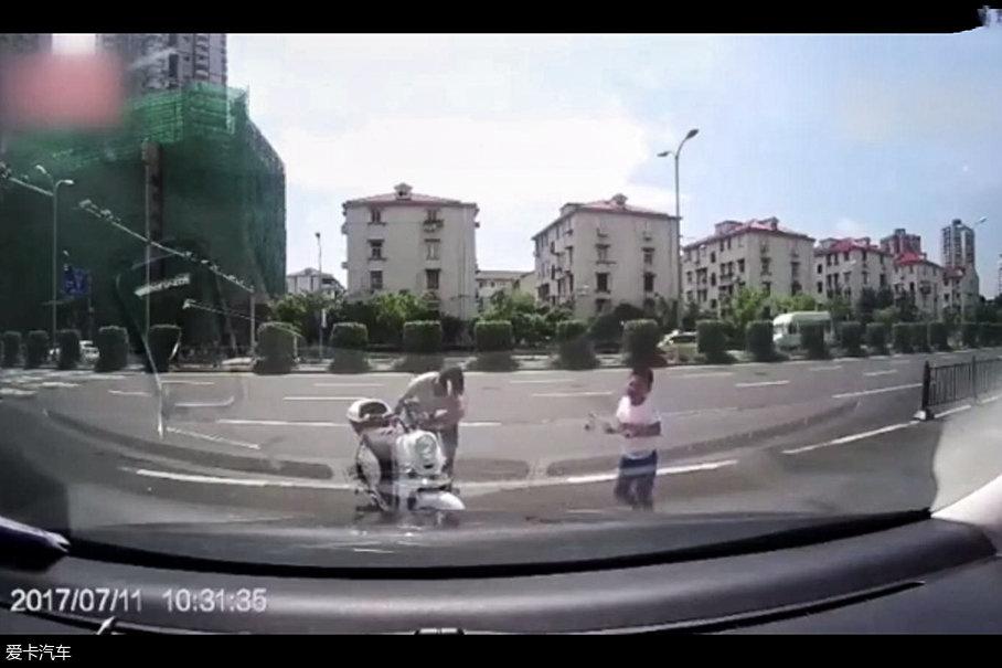 电动车事故