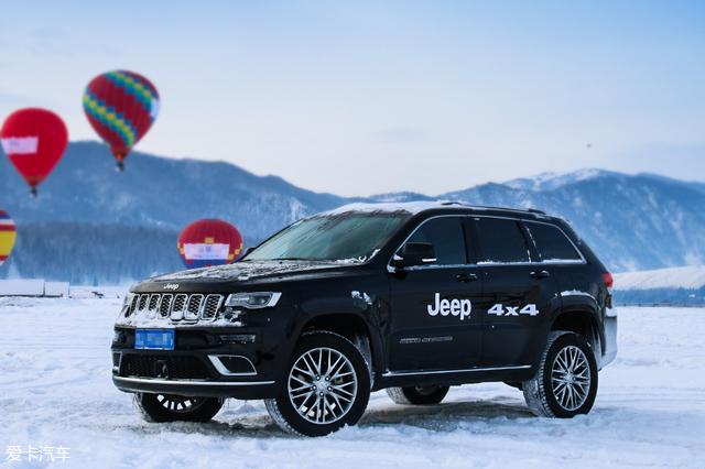 Jeep冰雪试驾