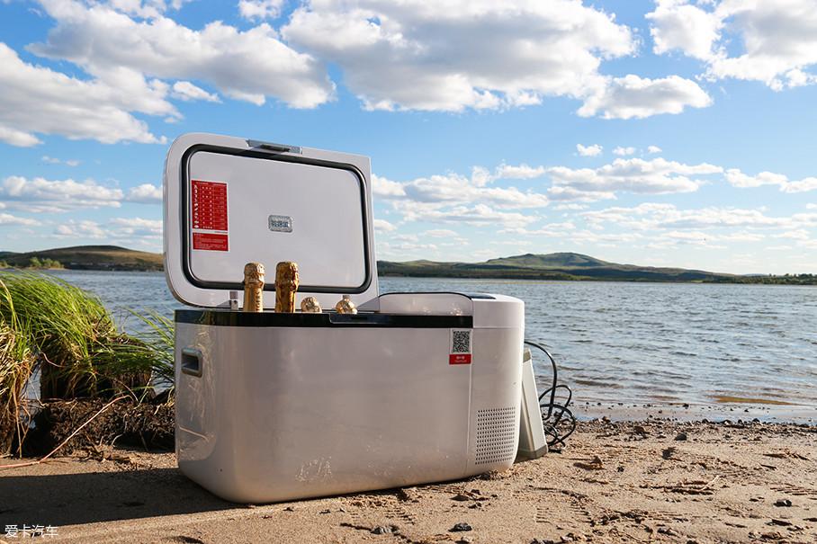 5月28日,英得尔推出了适合休闲自驾的全新车载冰箱T20。