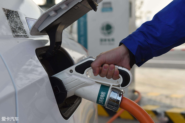 冬季新能源用车