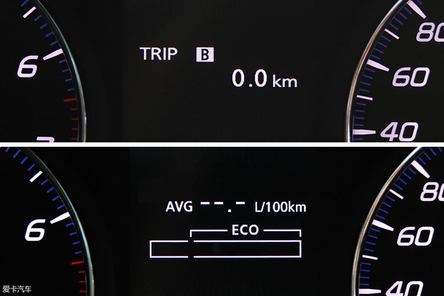 加油后将仪表小计里程数归零,使里程和油量始终处于对应状态。同时将行车电脑的油耗计数器清零,虽然我们最终不采用电脑计算的油耗值,但可作为参考。