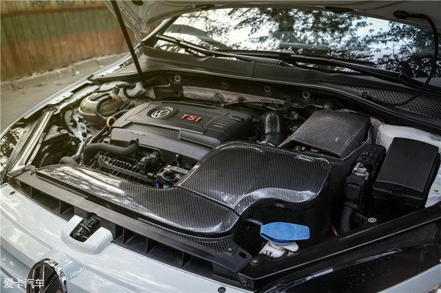 karztec碳纤维进气,forge泄压阀,forge全段排气等等一系列高性能方案图片