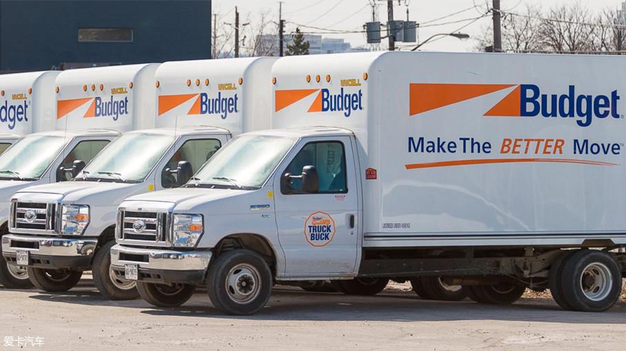 巴吉(Budget)租车公司隶属于Avis集团。该集团在南美洲、澳大利亚及新西兰等地区的市场占有率皆为第一。在美国,Budget主要经营货车租赁的业务(在美国搬家的时候会租Budget的货车)。