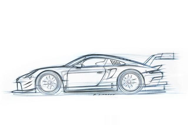 可爱简笔画手绘汽车