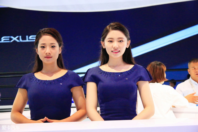 香车美女(15)2017成都车展模特锦集