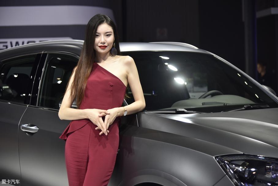 2018最美车模