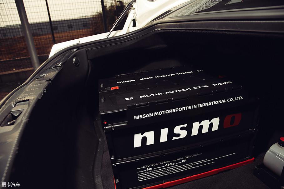 nismo原装收纳箱,价格小贵。