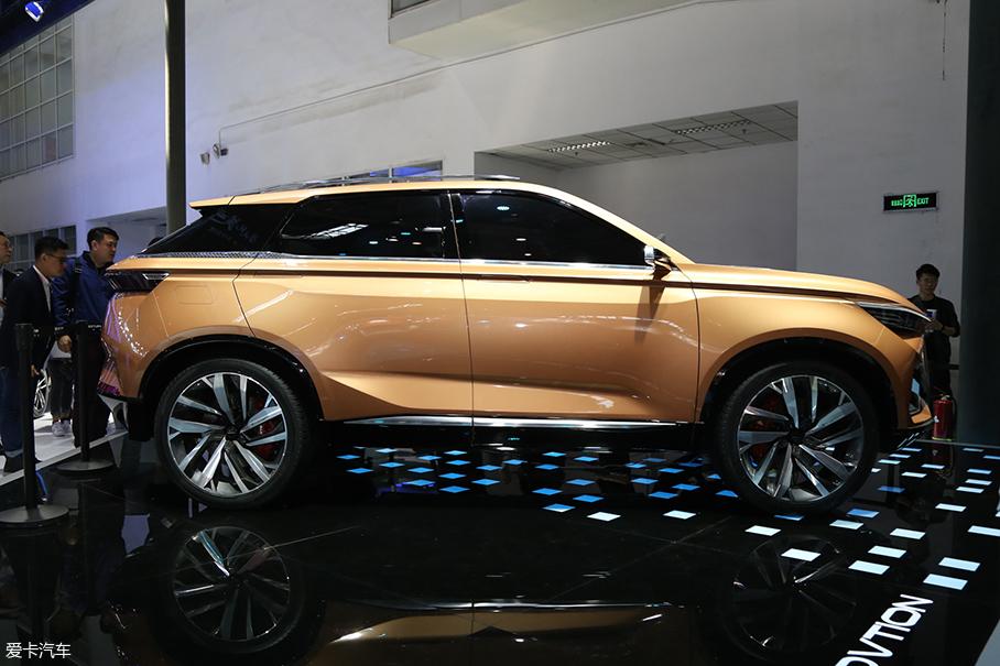 北京车展概念车
