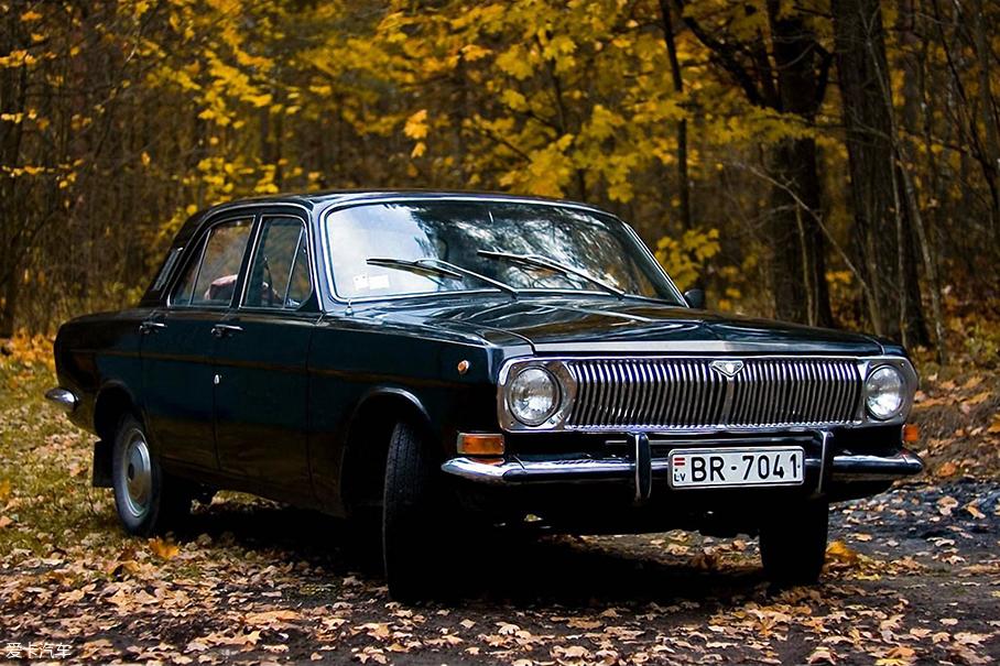 俄罗斯汽车文化