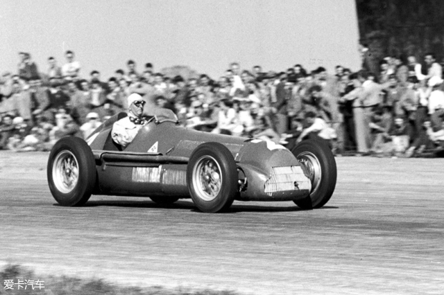 阿尔法罗密欧F1