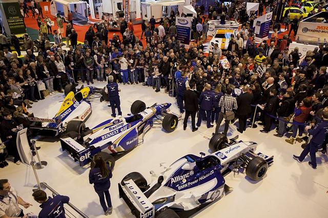 国际赛车展