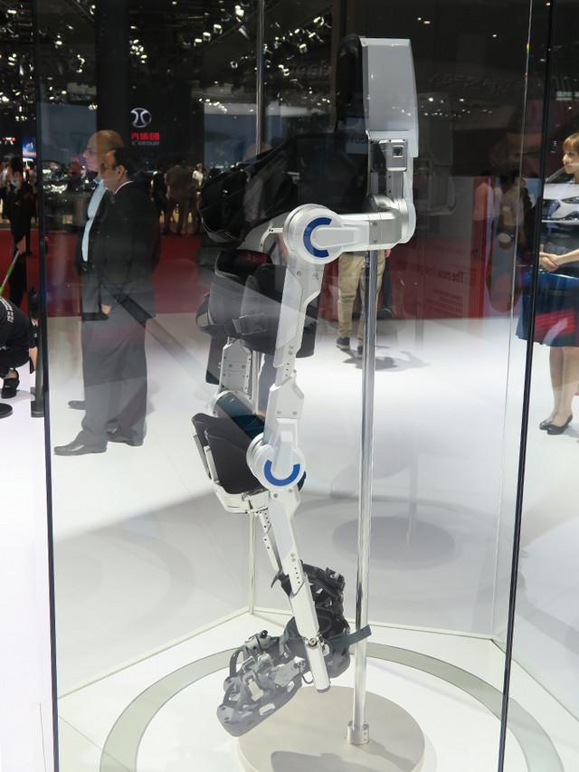 2017上海车展科技盘点