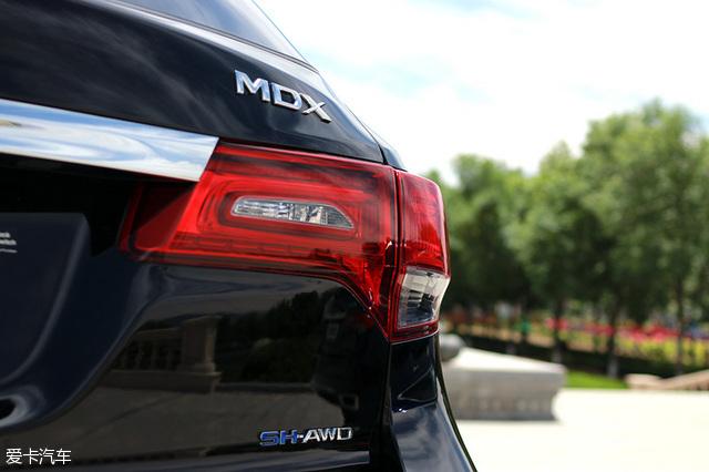 MDX混合动力试驾
