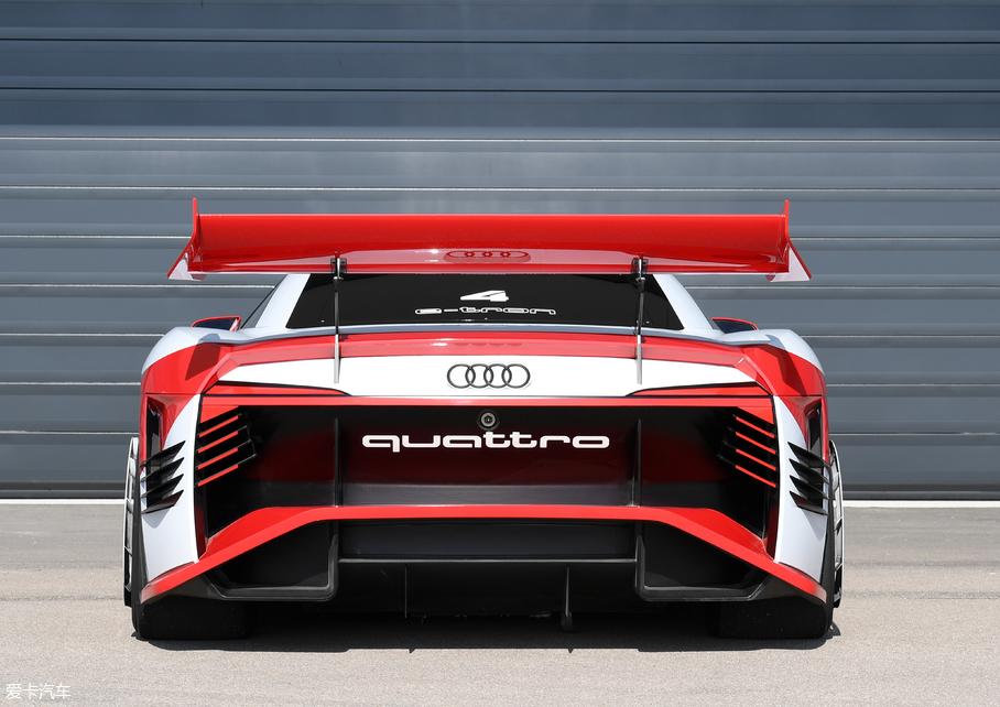 奥迪e-tron Vision Gran Turismo