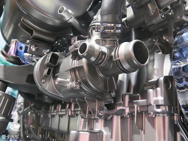 M256发动机