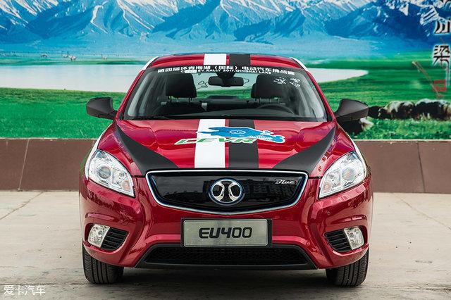 环青海湖挑战赛;电动汽车环青海湖;比亚迪宋EV300