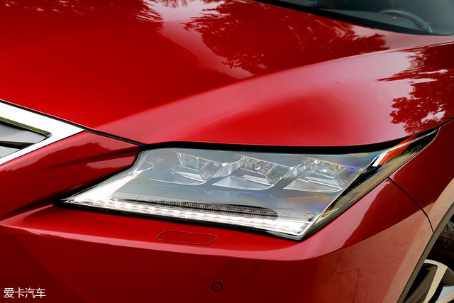 雷克萨斯RX450h;爱卡新能源评价