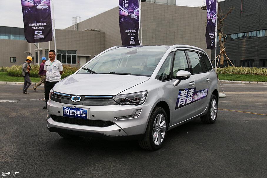 国金GM3是国金汽车完全独立自主开发的一款纯电动MPV车型,采用2+2+2座位布局,综合续航里程达到了300km和400km。