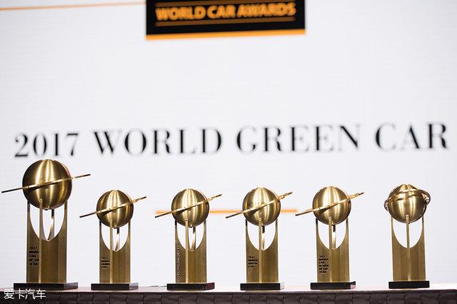 年度世界汽车大奖