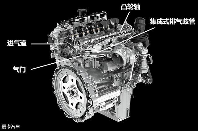 捷豹F-PACE发动机;捷豹Ingenium发动机