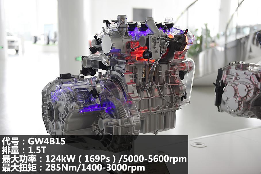长城1.5T发动机