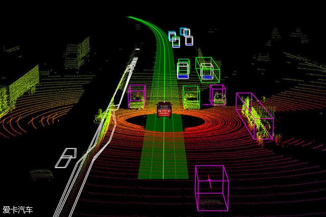 2017百度世界大会;阿波罗;阿波龙;无人驾驶