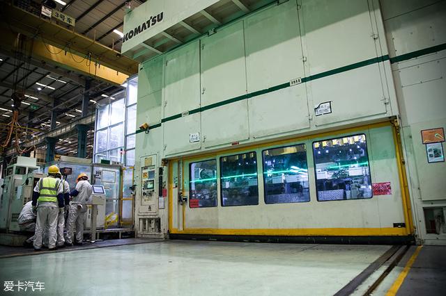 丰田;TNGA;工厂参观;凯美瑞