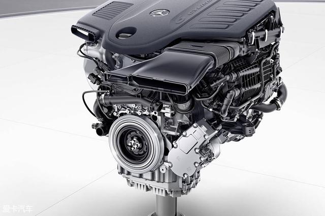 奔驰S级 M256系列;直列6缸发动机;解析