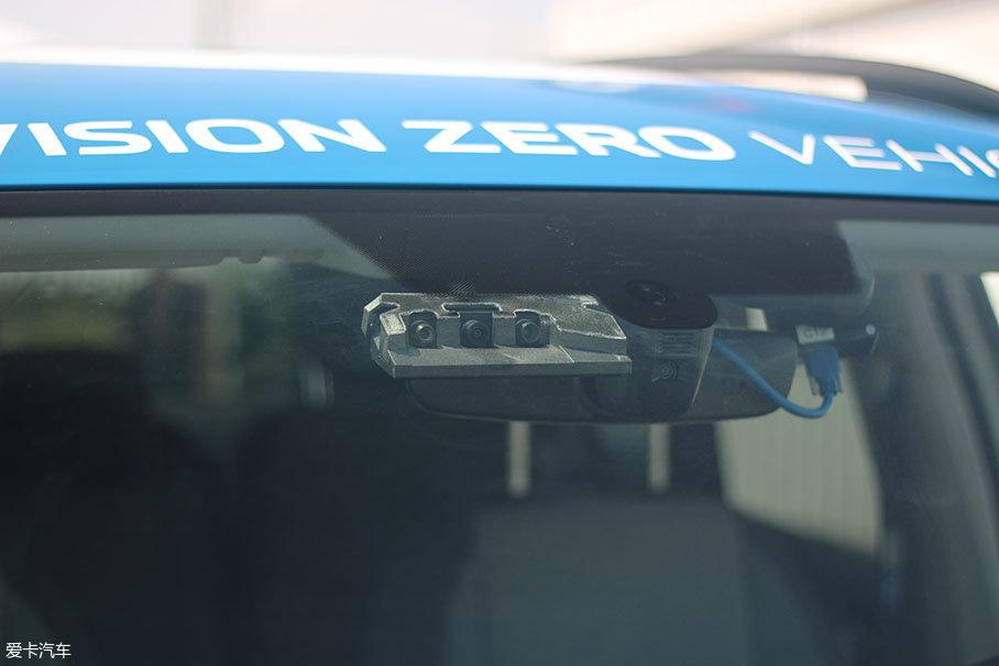 采埃孚 VISOION ZERO 试驾体验